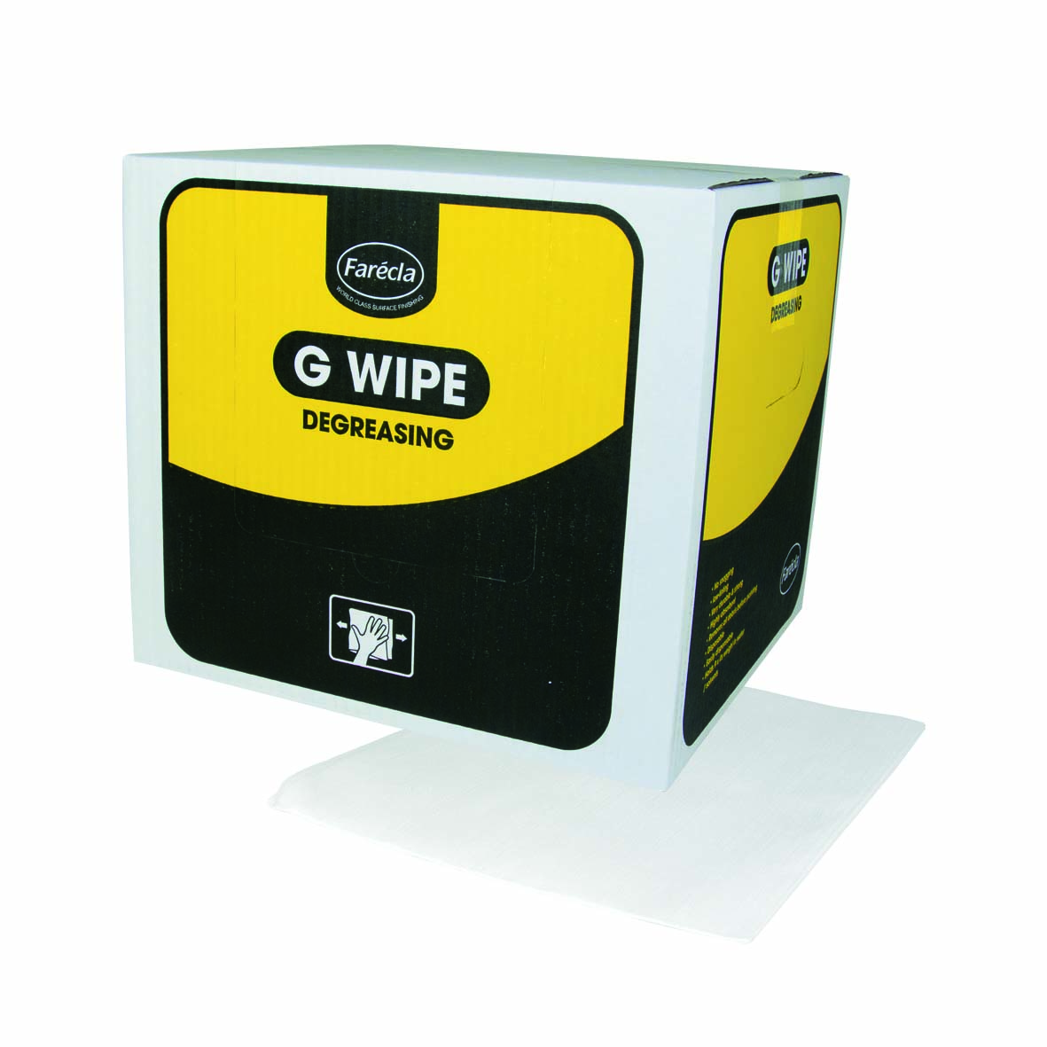 G Plus Degreasing Wipes