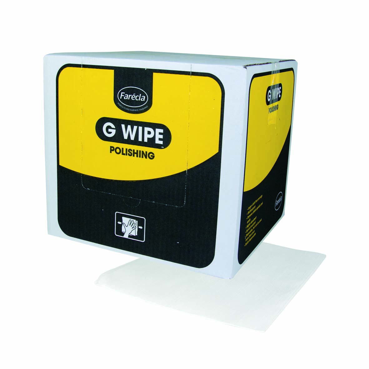 G Plus Polishing Wipes