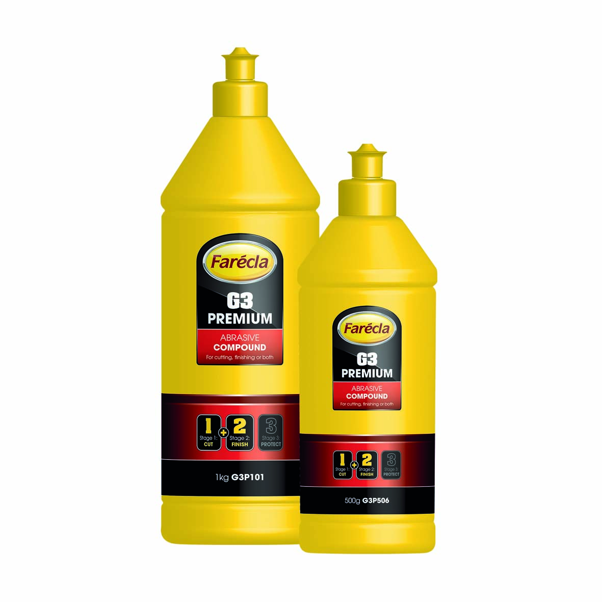 G3 Premium Abrasive Compound