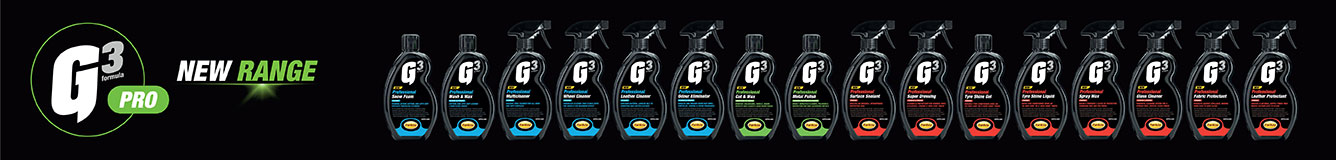 G3 Pro Detailing Products - Meet the Extended Family