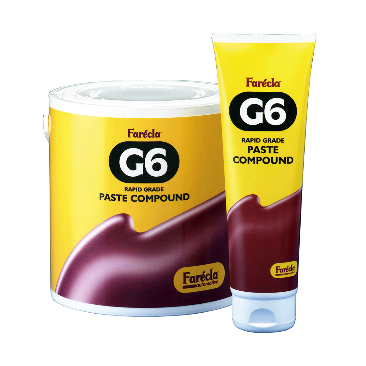 G6 Rapid Grade Paste Compound