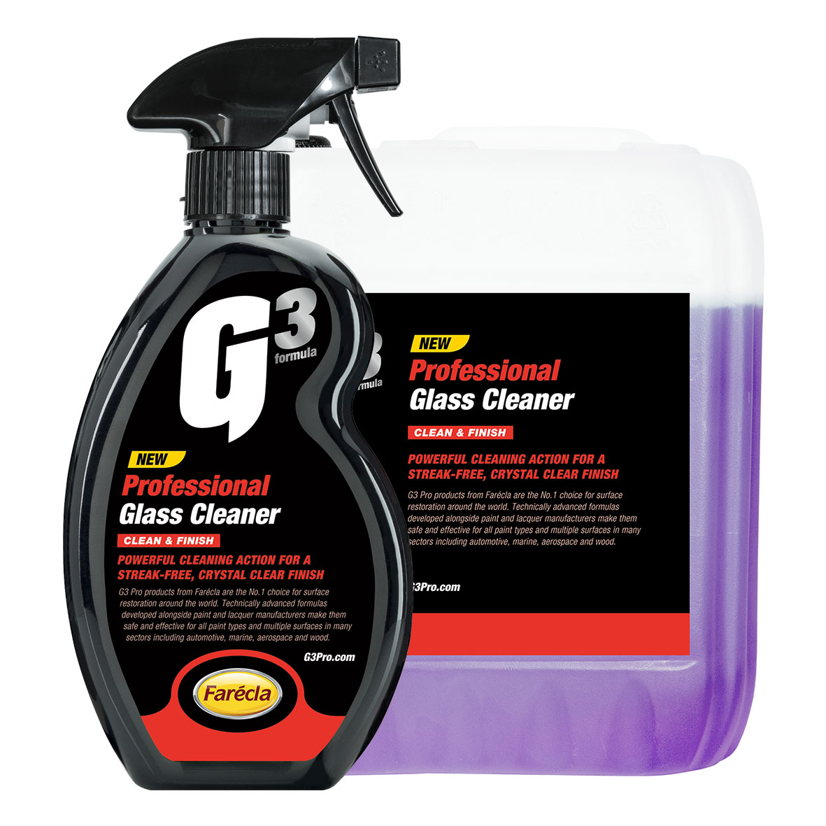 G3 Pro Glass Cleaner