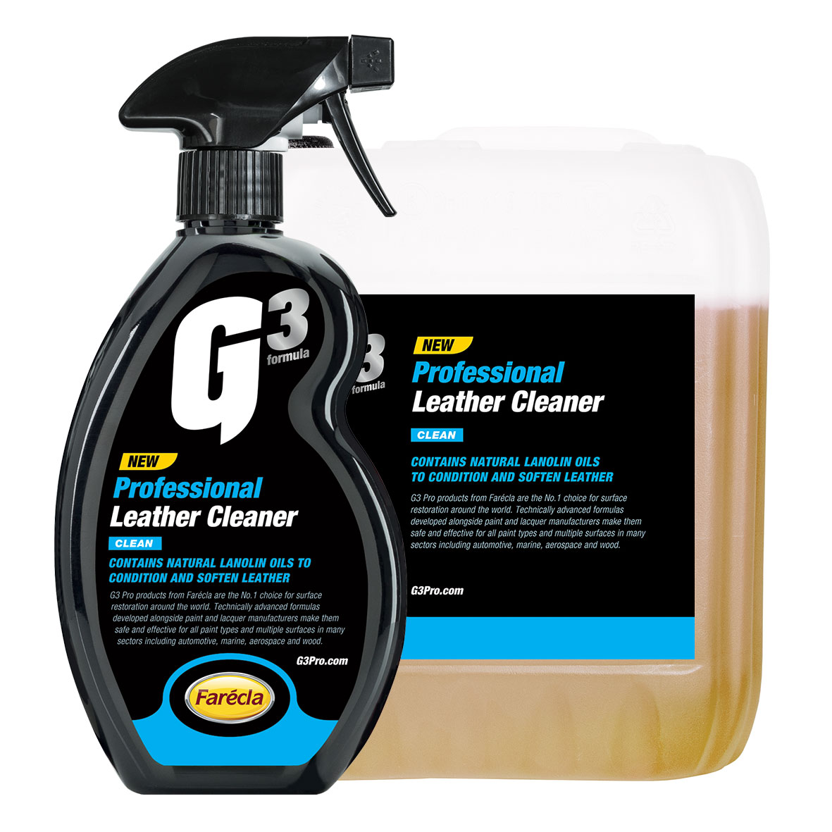 G3 Professional Leather Cleaner