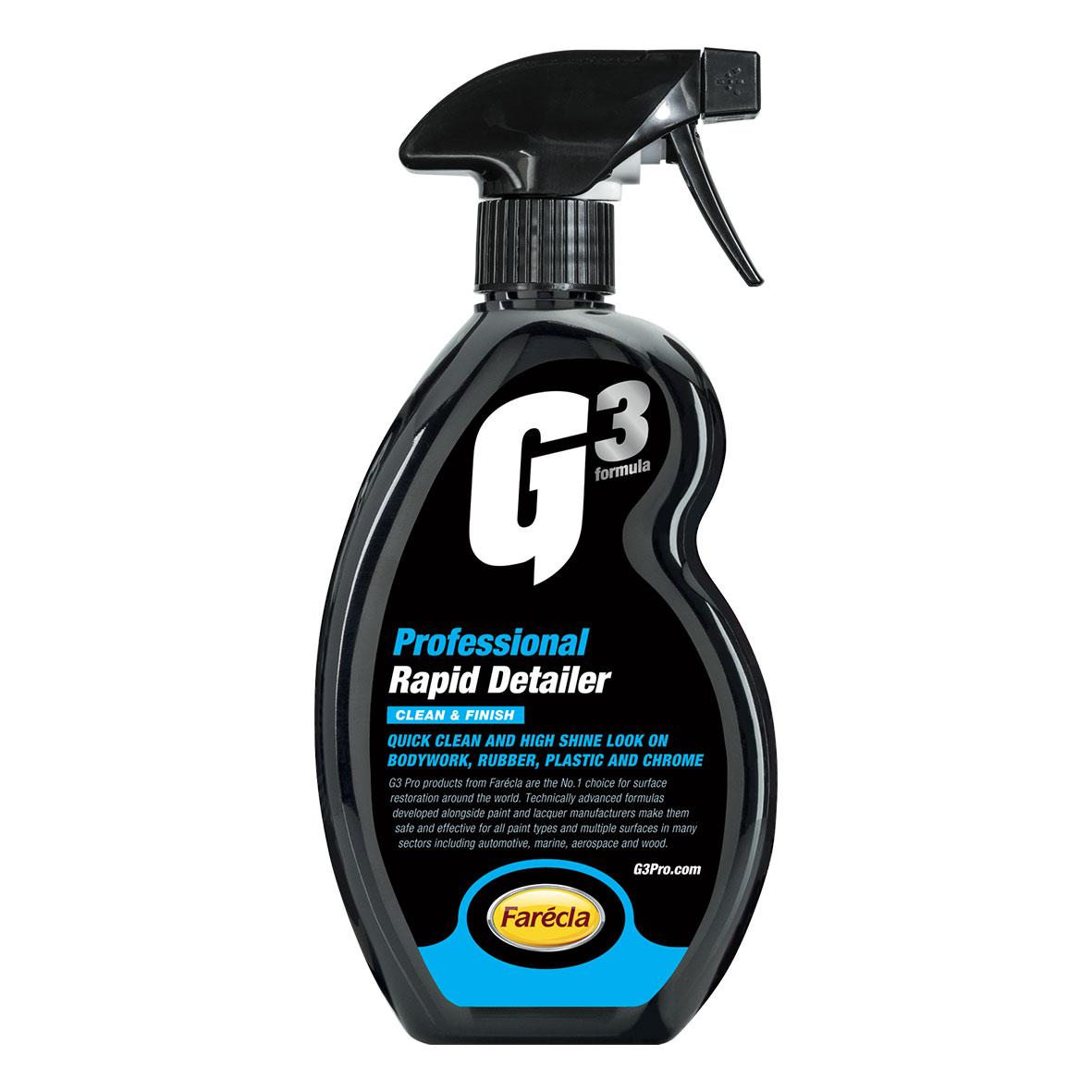G3 Professional Rapid Detailer