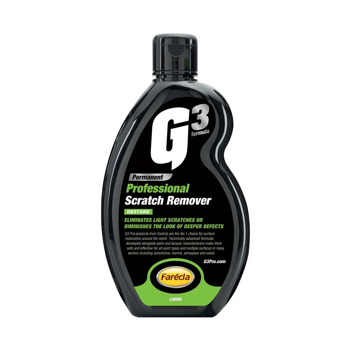 G3 Professional Scratch Remover Liquid