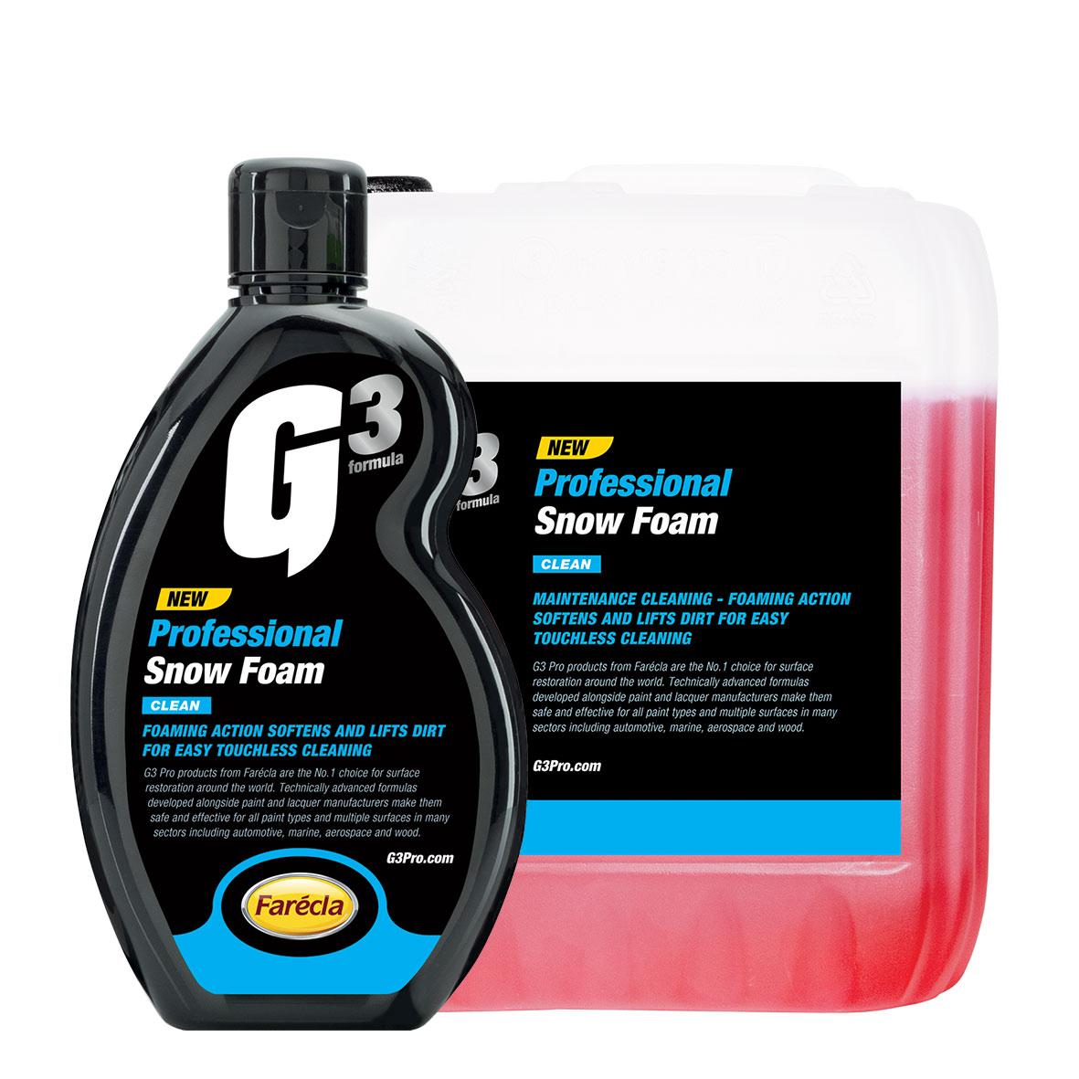 G3 Pro Snow Foam