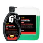 G3 Pro Tyre Shine Gel