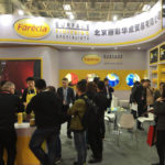 farecla.cn website launched soon after the AMR exhibition in Beijing