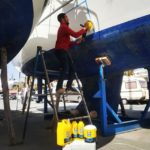 Using the Profile range to maintain marine gel coats in Turkey