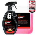 G3 Pro Spray Wax