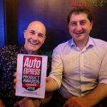 A Win for G3 Pro Spray Wax at the Auto Express Awards
