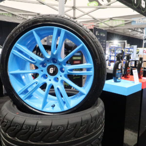 G3 Pro Wheel Cleaner and Tyre Shine Gel