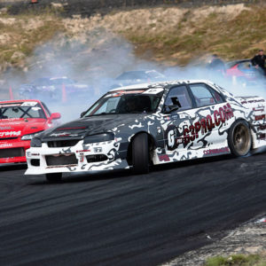 G3 Pro R34 Drift Car Stands in 5th Place in the BDC