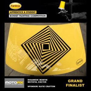 Rhiannon Murfin - Motofix