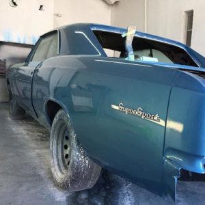 '57 Chevrolet Super Sport